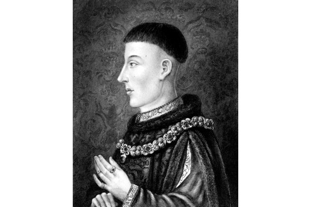 Henry V's first battle (before he was king) was not against the French, but the English. (Photo by Mansell/Mansell/The LIFE Picture Collection/Getty Images)