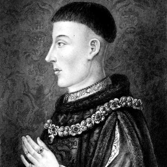 Portrait of England's Henry V. (Photo by Mansell/Mansell/The LIFE Picture Collection/Getty Images)