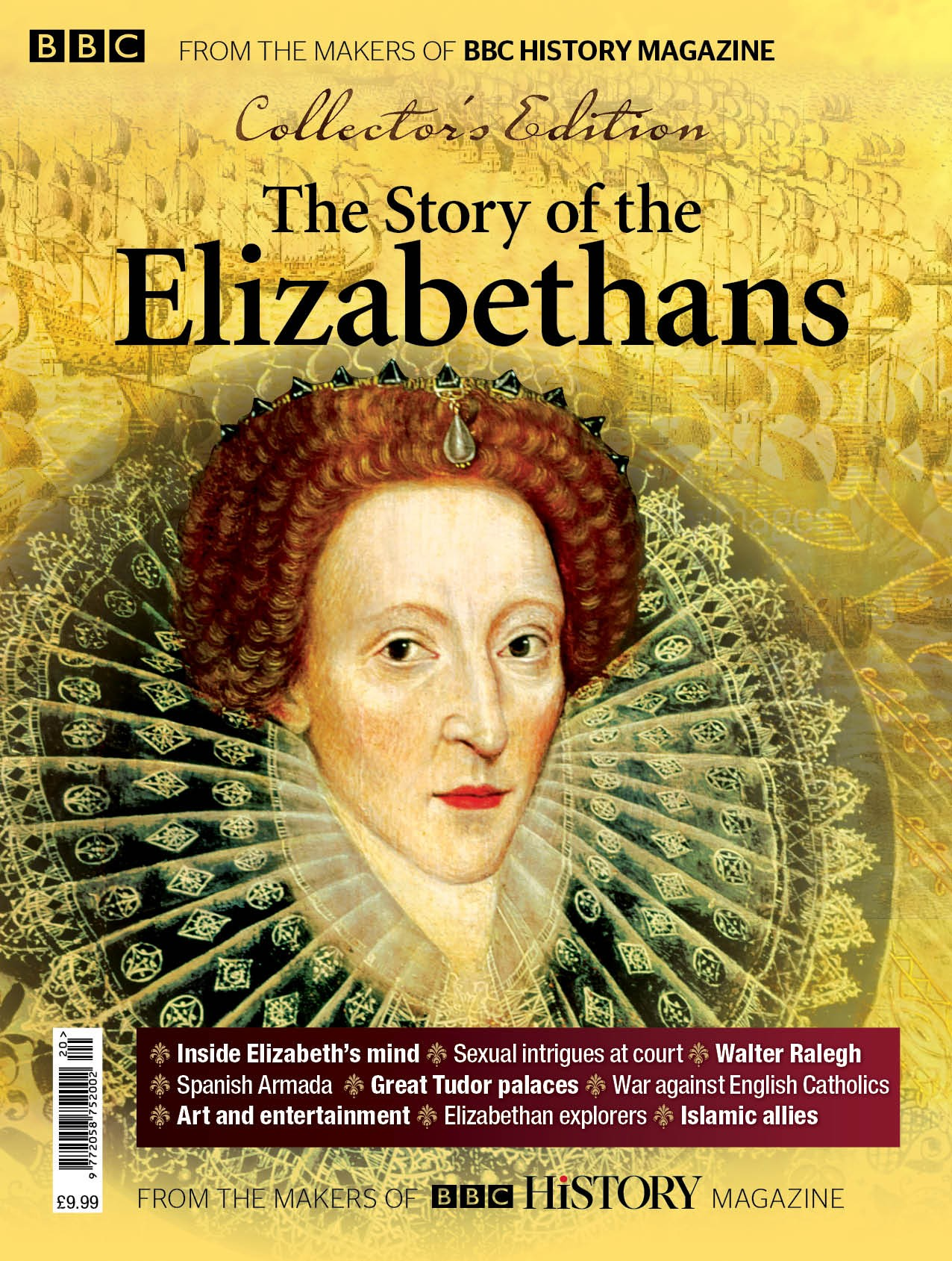 The Story Of The Elizabethans