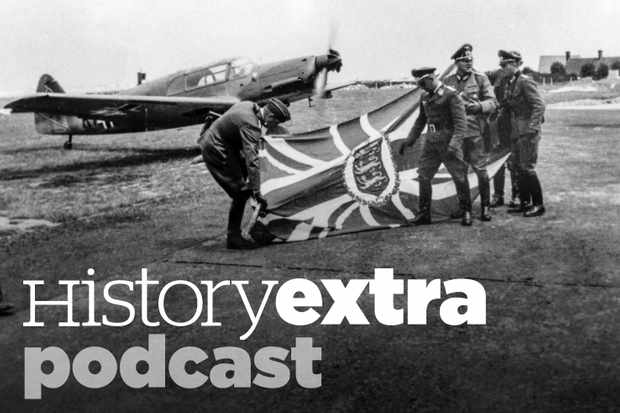 Britons under Nazi rule podcast