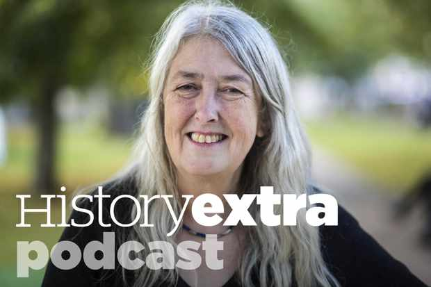 Podcast Website large Mary Beard