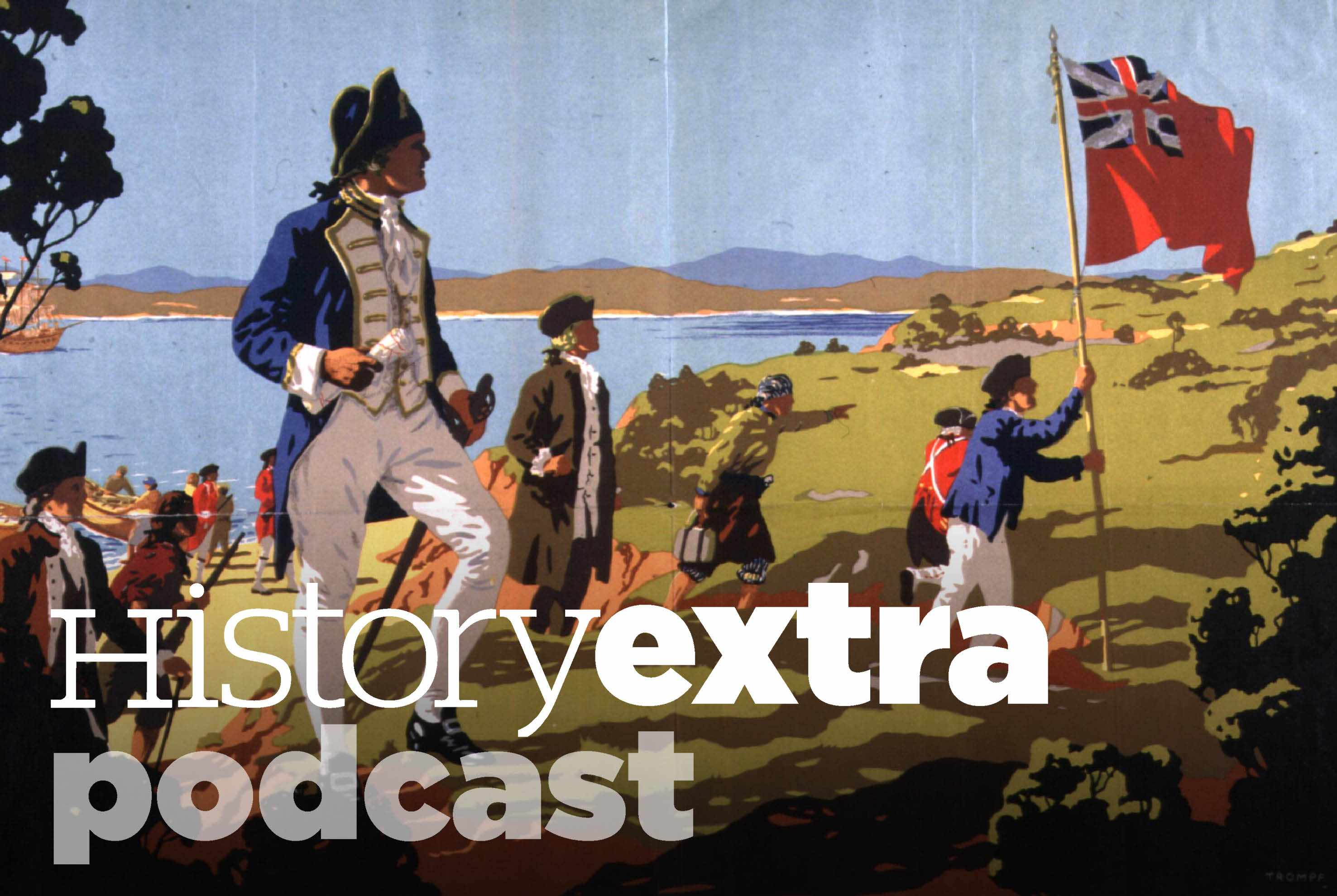 Captain Cook's Endeavour podcast