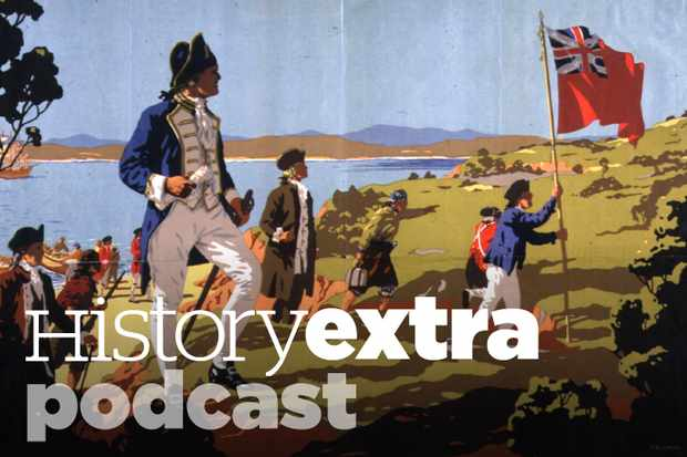 Captain Cook's Endeavour podcast
