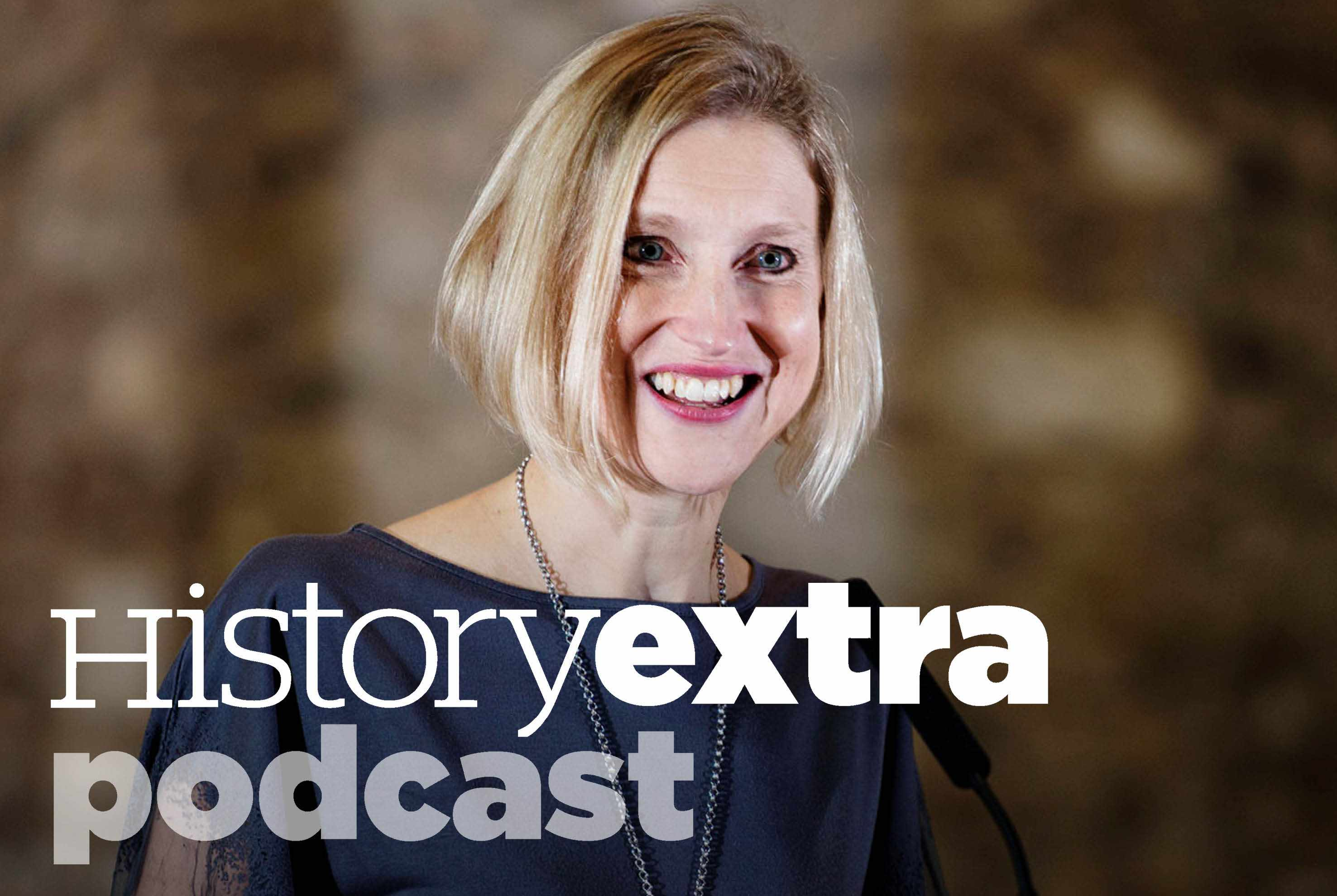 Podcast Website large Tracy Borman