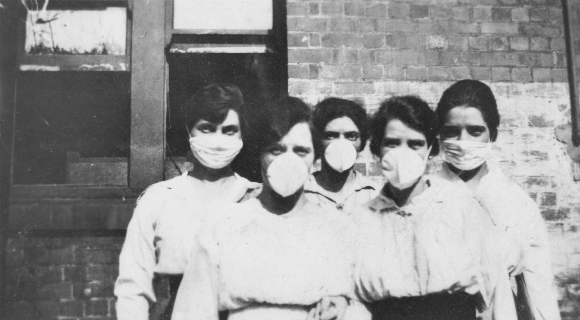 The Flu That Killed 50 Million. (Image by BBC/State Library of Queensland)