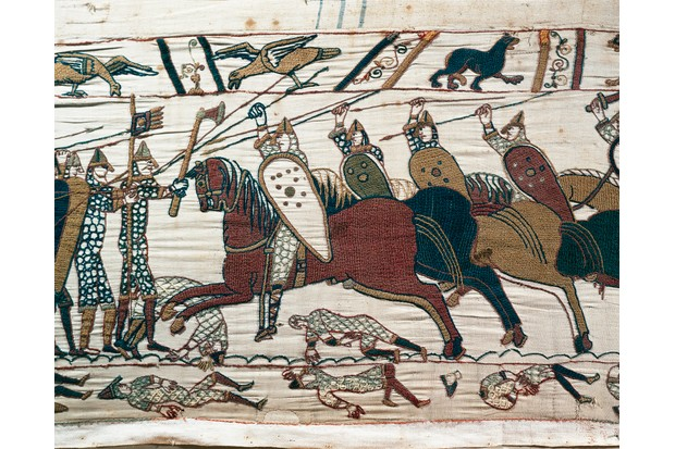 "Did English leaders ""deliberately acquiesce"" to foreign rule in 1066?"