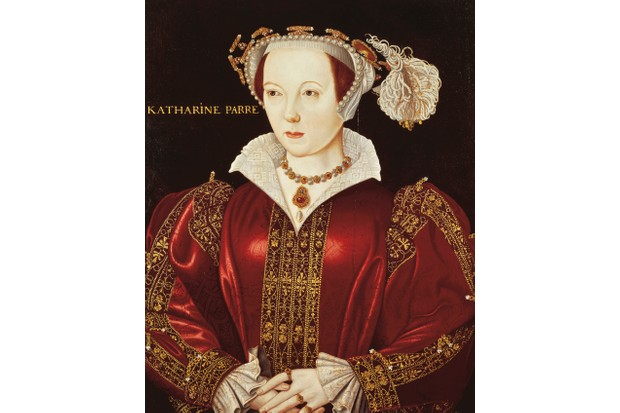 A portrait of Katherine Parr by William Scrots. (Photo by De Agostini Picture Library/Getty Images Plus)