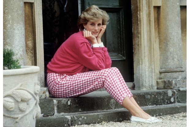 "Diana was ""the people's princess"", said Tony Blair on the morning of her death. (Photo by Tim Graham/Getty Images)"
