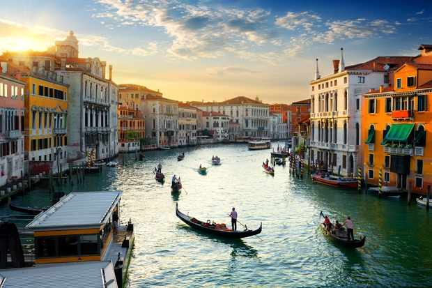 Studying in Venice was a course highlight for our deputy editor, Charlotte Hodgkin. (Image by Getty Images)