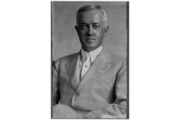 "John W Davis was voted the Democratic presidential nominee at the convention of 1924. A journalist referred to the convention as the ""Klanbake"", referring both to the summer heat and the intensity of conflict as Klan members attempted to sway the voting process. (Photo by Library of Congress/Corbis/VCG via Getty Images)"