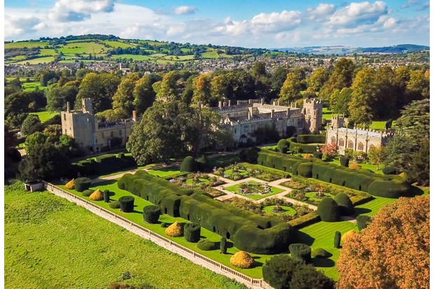 Sudeley Castle. (Photo by Sudeley Castle and Gardens)