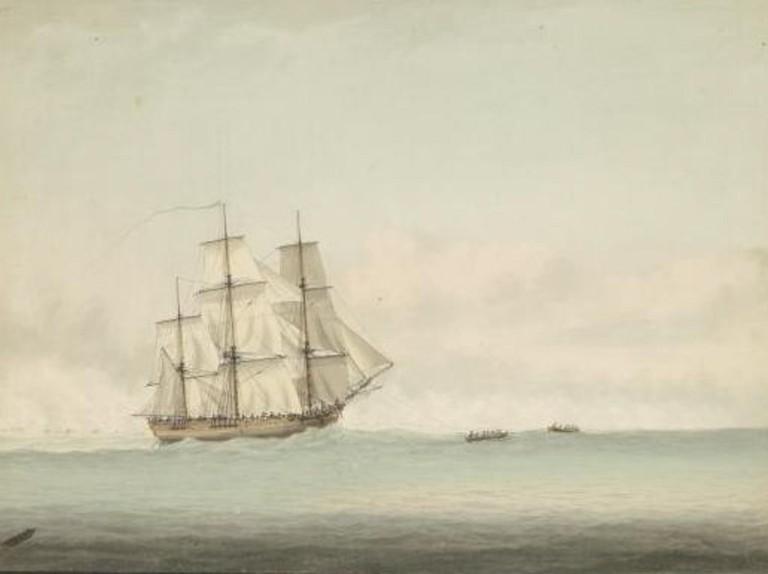 5 facts about Captain Cook's HMS Endeavour