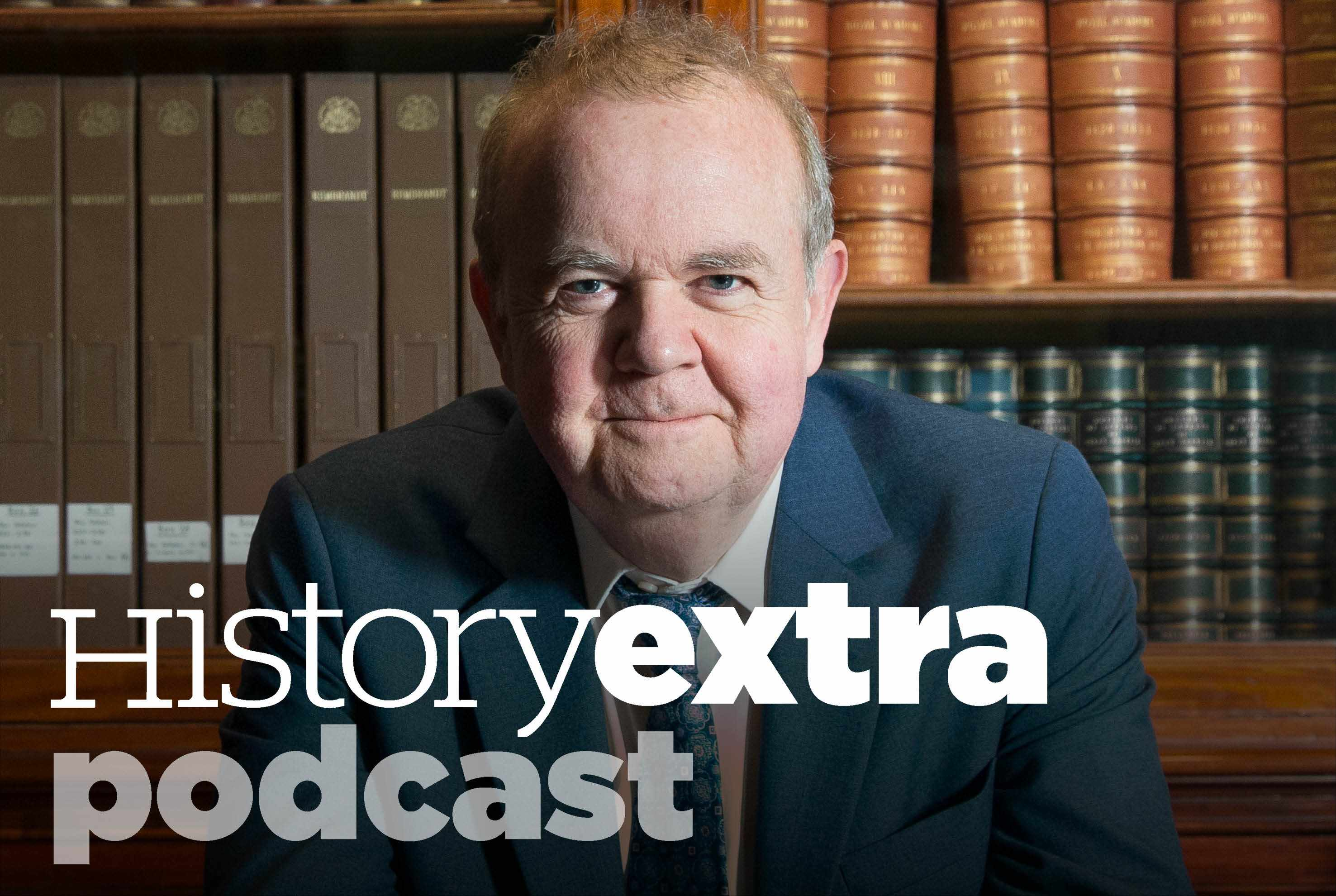 Ian Hislop (Photo by J.Fernandes/D.Hubbard © Trustees of the British Museum)