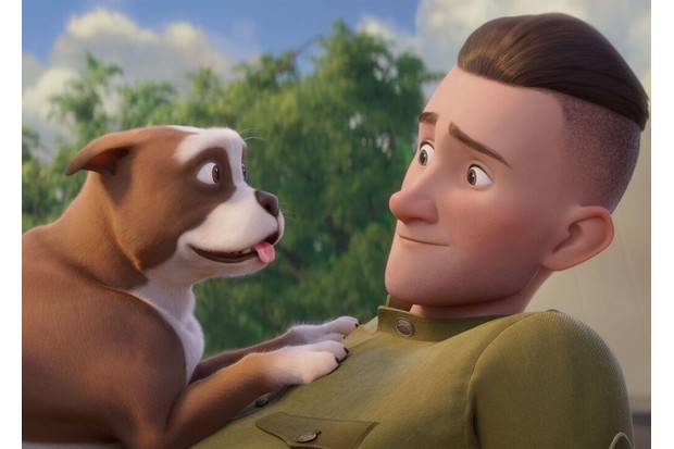 'Sgt Stubby: An American Hero' is in UK cinemas now. For more information please visit http://stubbymovie.com
