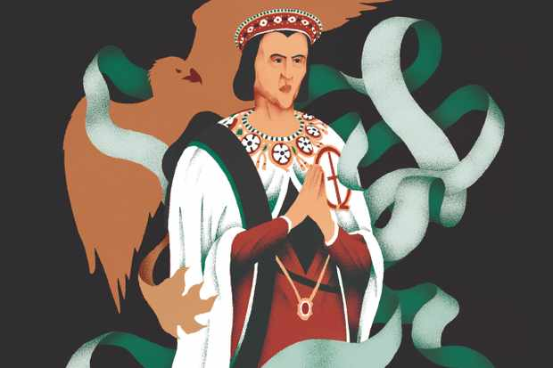 Our illustration shows Thomas Boleyn, whose flair for diplomacy and mastery of languages made him one of Henry VIII's most trusted ambassadors. (Illustration by Sean McSorley)