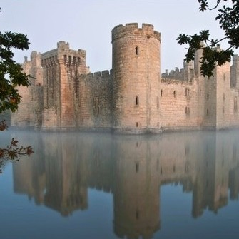 Bodiam Castle. (Getty Images)