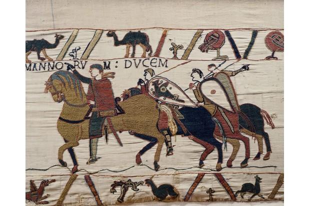 Did William the Conqueror ever go to Hastings?