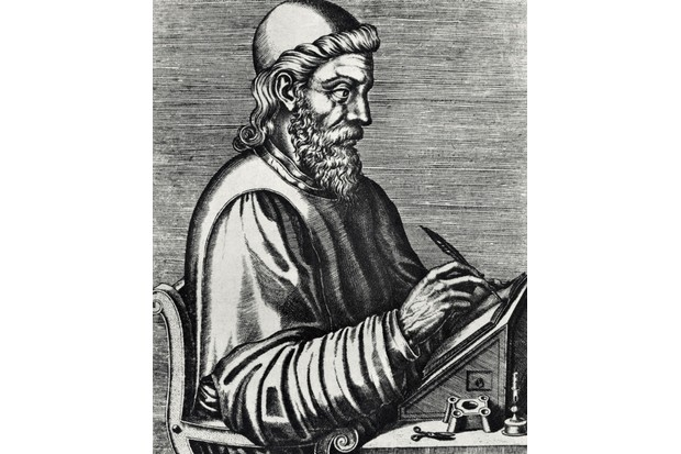 Bede, also called the Venerable Bede, was an Anglo-Saxon scholar, theologian and historian. (Photo by Culture Club via Getty Images)
