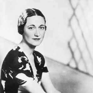 Wallis Simpson. (Photo by ullstein bild/ullstein bild via Getty Images)