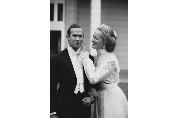 Prince Michael of Kent marries Baroness Marie-Christine von Reibnitz in Vienna, June 1978. (Photo by John Downing/Getty Images)