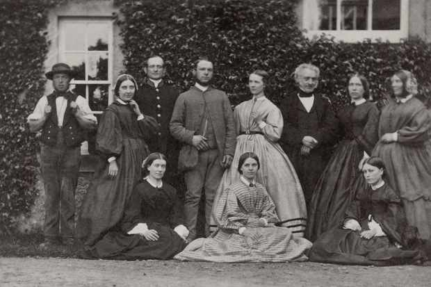 What was life like as a 19th-century servant?