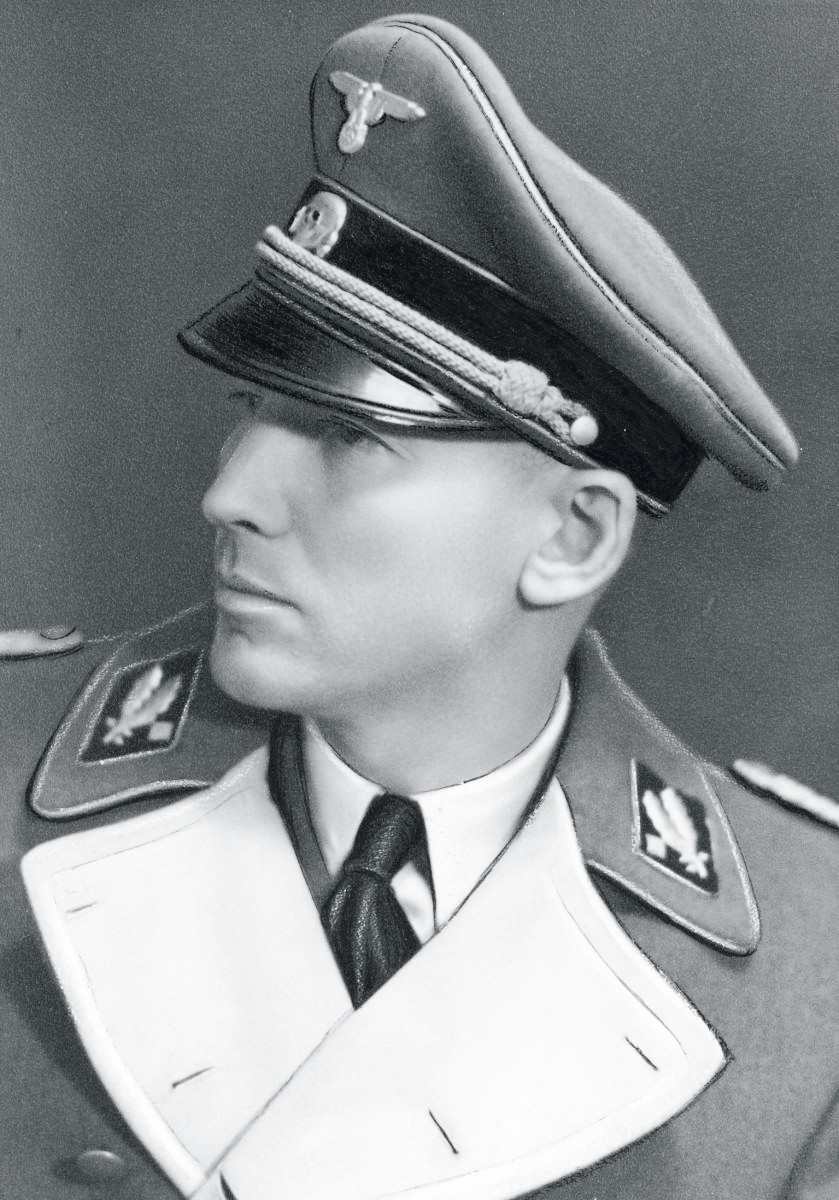 Otto von Wächter, who went on the run after the Second World War.