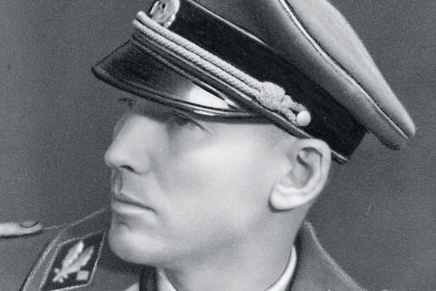 Otto von Wächter, who went on the run after the Second World War.