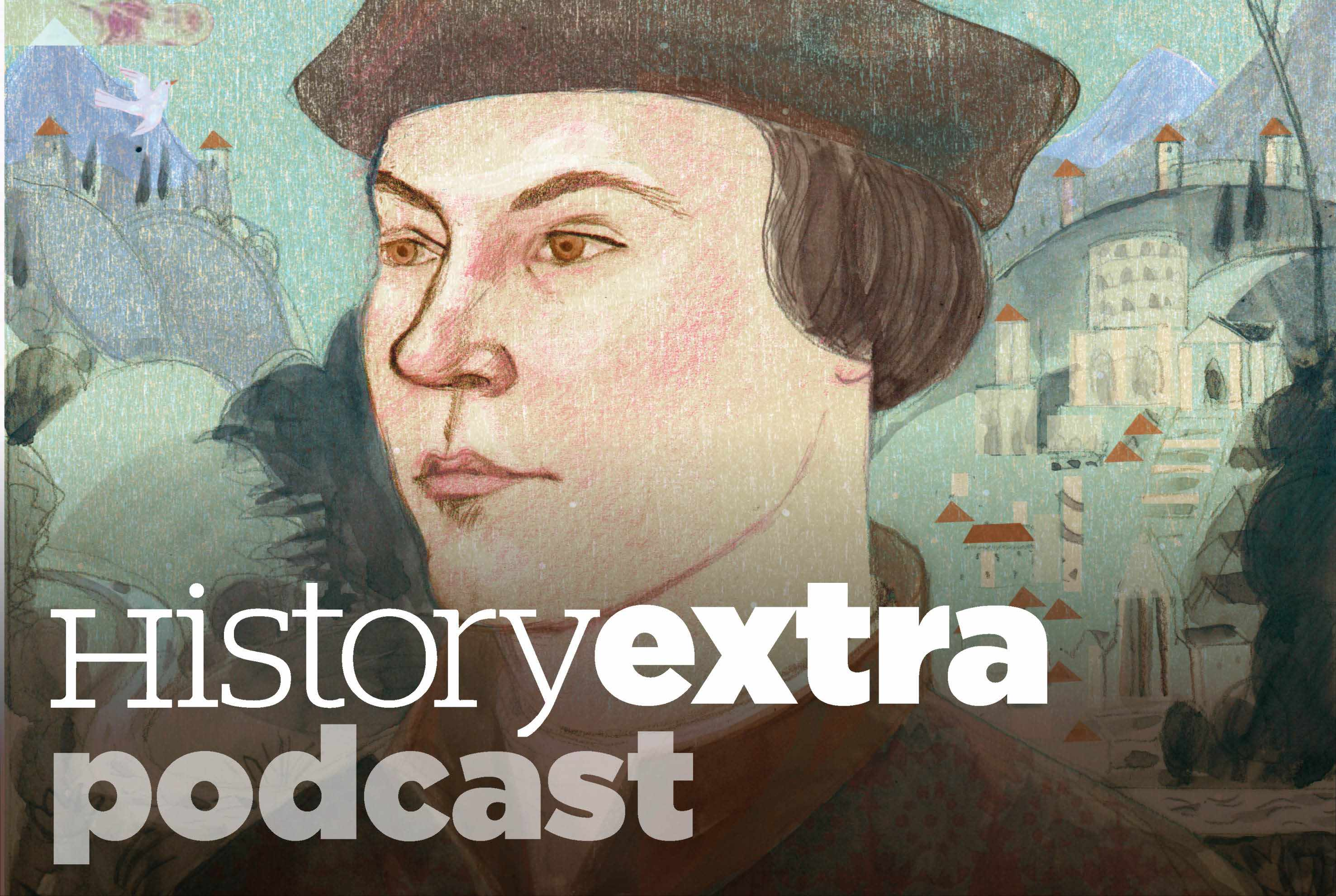 Thomas Cromwell (Illustrated by Sarah Young)