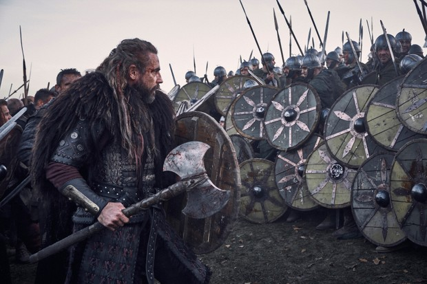 The latest series of 'The Last Kingdom' begins on Netflix on 19 November. (Photo by © Carnival Film & Television Limited 2018/Netflix)