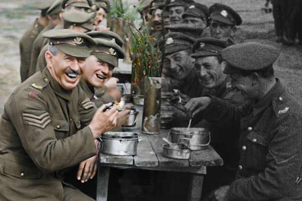 """""""There was no feeling sorry for themselves"""": Director Peter Jackson on the soldiers of the First World War"""