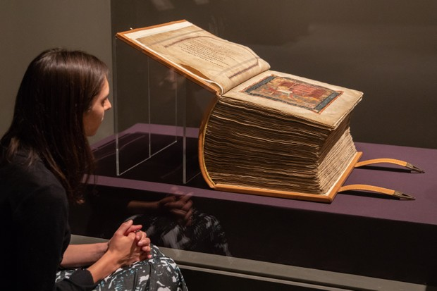 """An absolute gem"": Anglo-Saxons at the British Library"