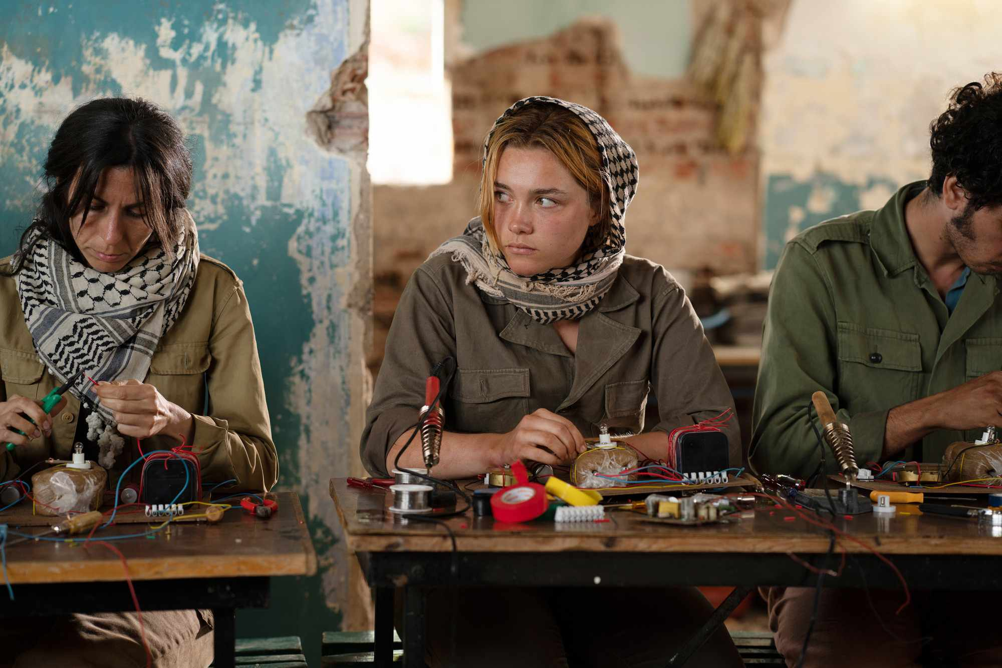The Little Drummer Girl. (Photo by BBC/The Little Drummer Girl Distribution Limited.)