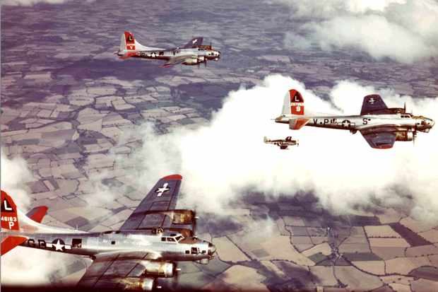 The Allies' big idea: the largest air battle of the Second World War