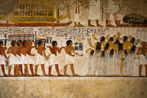 The Great Pyramid Was Not Built by Slave (+ 9 Other Surprising Facts About Ancient Egypt) - HistoryExtra