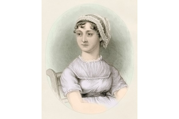 "In 1783, seven-year-old Jane Austen contracted ""putrid throat"" and might have died, if it weren't for a letter sent by her cousin Jane Cooper. (Photo by: Universal History Archive/UIG via Getty Images)"