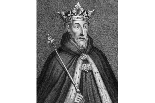 John of Gaunt (1340–99) was the son of a king, uncle of a king, father of a king and grandfather of three kings. (Photo by Hulton Archive/Getty Images)