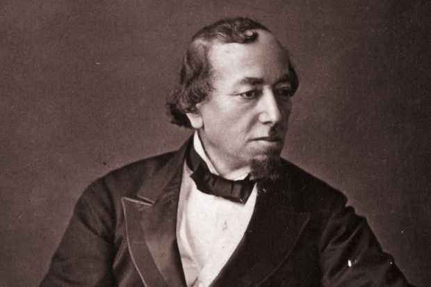Politician and novelist Benjamin Disraeli was twice prime minister, and extended suffrage by introducing the 1867 Reform Act. (Photo by Jabez Hughes/Getty Images)
