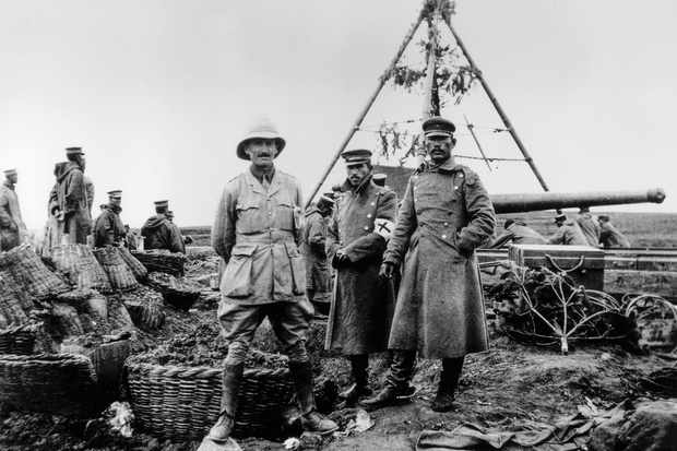 First World War: beyond the western front