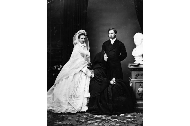 Prince Albert Victor was the elder son of Edward (Bertie), Prince of Wales and the future King Edward VII, and his wife Alexandra of Denmark; grandson to the ruling Queen Victoria. (Photo by Hulton Archive/Getty Images)