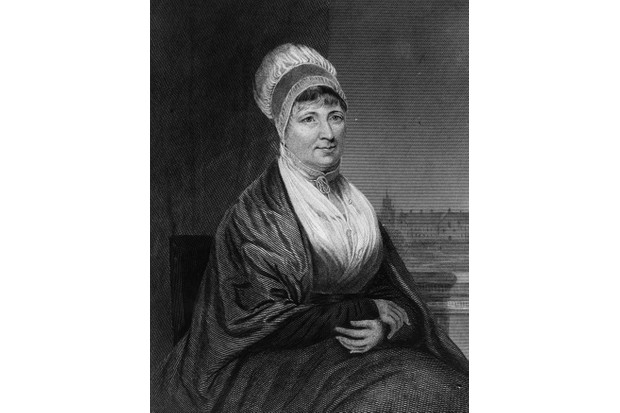 c1820: English prison reformer and Quaker, Elizabeth Fry. (Photo by Hulton Archive/Getty Images)