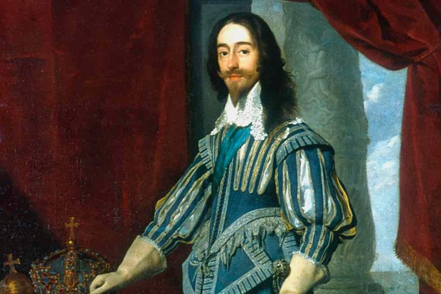 A portrait of Charles I. (Photo by Ann Ronan Pictures/Print Collector/Getty Images)