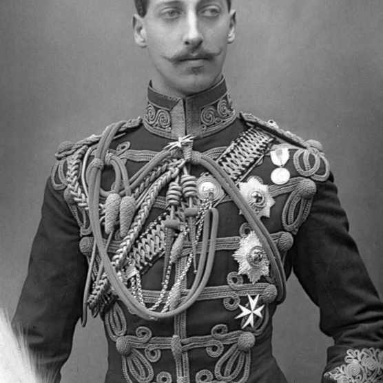 Albert Victor, Duke of Clarence (1864-1892) was the eldest son of Edward, Prince of Wales (later Edward VII). He was known to his family as Eddy. (Photo by Ann Ronan Pictures/Print Collector/Getty Images)