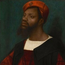 Portrait of an African man, c1530. (Fine Art Images/Heritage Images/Getty Images)