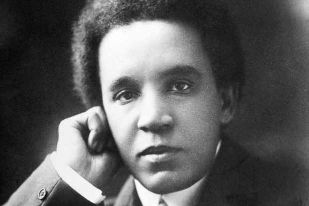 Composer Samuel Coleridge-Taylor visited the US on several occasions, where he was held in such high regard that he was dubbed the 'African Mahler'. (Photo by Popperfoto/Getty Images)