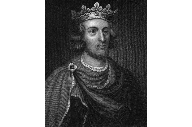 King Henry III (above) created the earldom of Lancaster for his second son, Edmund in 1267. (Photo by Hulton Archive/Getty Images)