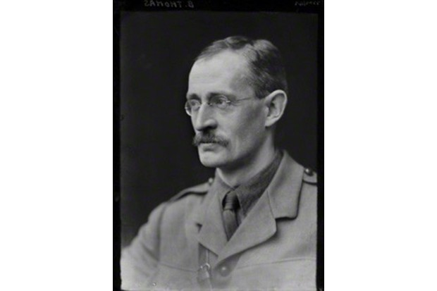 The national newspapers and press agencies were between them allowed to nominate six reporters to report the war, including William Beach Thomas who would file reports for the 'Daily Mail' and the 'Daily Mirror'. (Photo by Alamy)