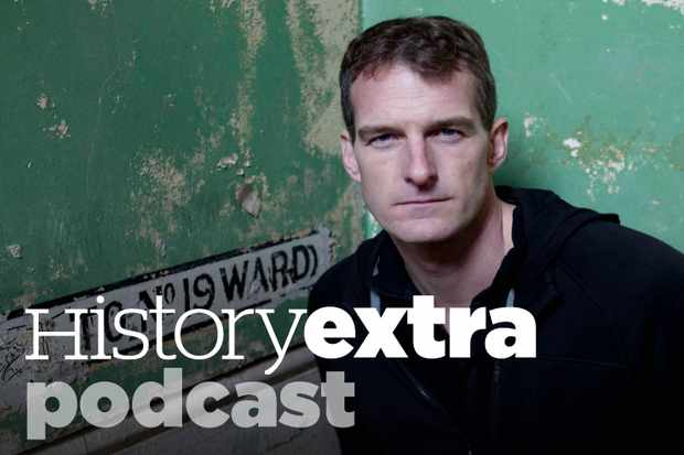 Dan Snow on shell shock.