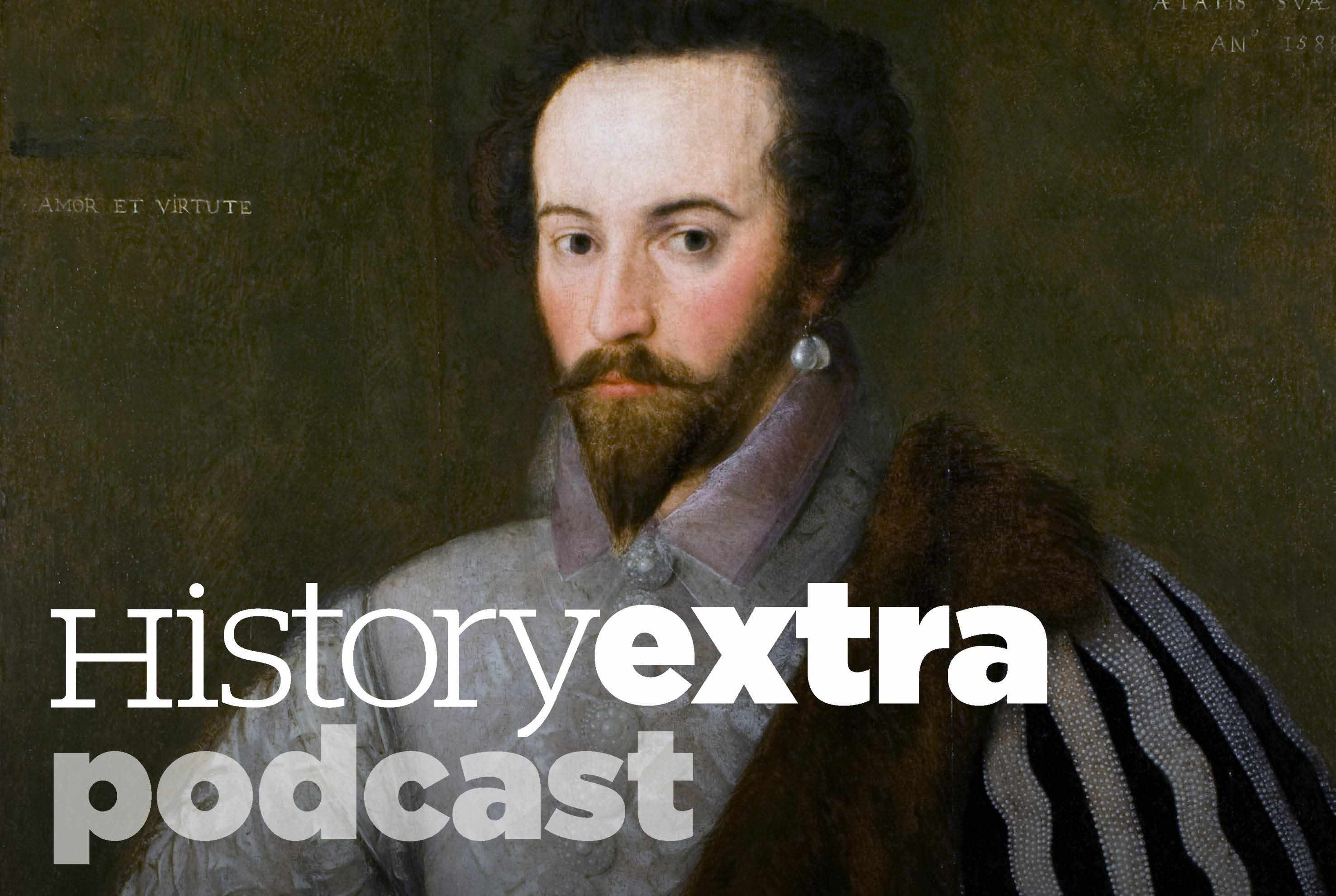 Sir Walter Raleigh, 1552–1618 (Photo by Getty Images)