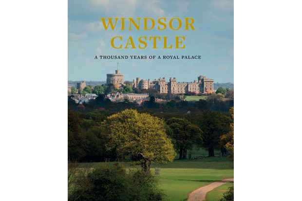 Windsor Castle: A Thousand Years of a Royal Palace by Steven Brindle