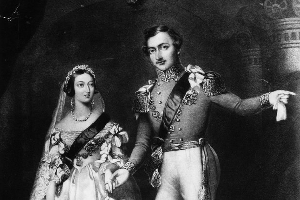 Queen Victoria Prince Albert S Wedding The Real History Historyextra